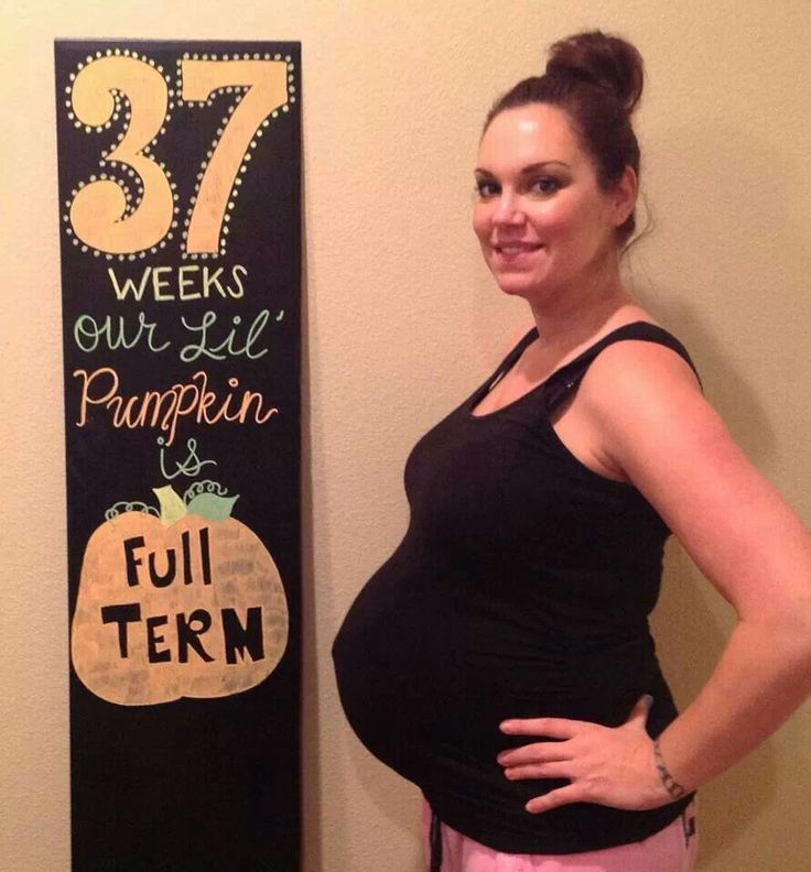 how to start contractions at 37 weeks