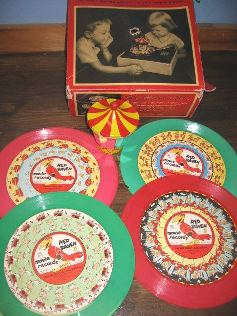 movie records... Had one !