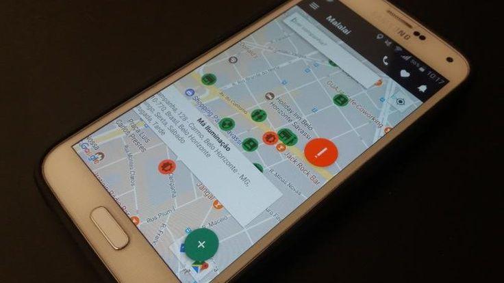 Aplicativo ajuda mulheres a escolher rotas seguras e pedir socorro a amigos