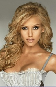 Beautiful Female Model - Headshot