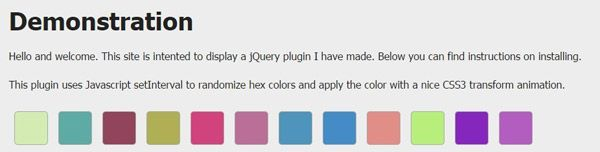 16 New #Free #jQuery #Plugin For This Week [09th January – 15th January]