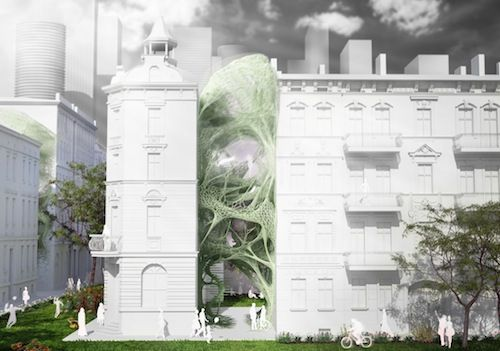 Next7 - First Prize: Growing Tomorrow | Yuen Fung Cheung and Artur Nitribitt – Next7 Competition - Arch2O.com