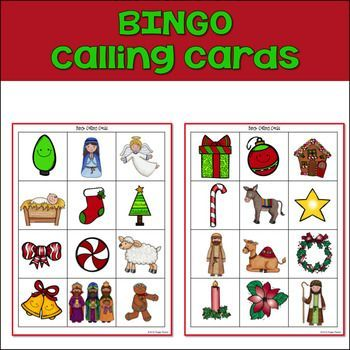christian christmas bingo - photo #18