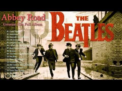 The Beatles Greatest Hits - Abbey Road Full Album