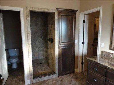 Walk in shower no need for a darn door bathroom pinterest - Walk in shower no door ...