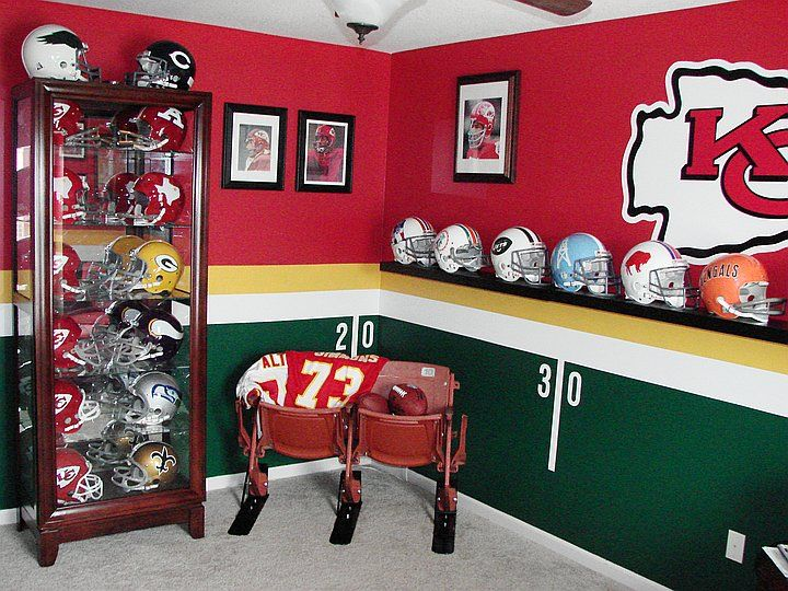 Man Cave Sports Wall Decor : Best man cave images caves football