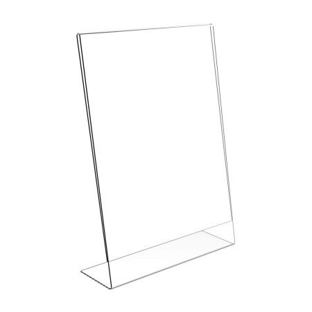 Office Supplies Menu Holders Poster Display Clear Acrylic