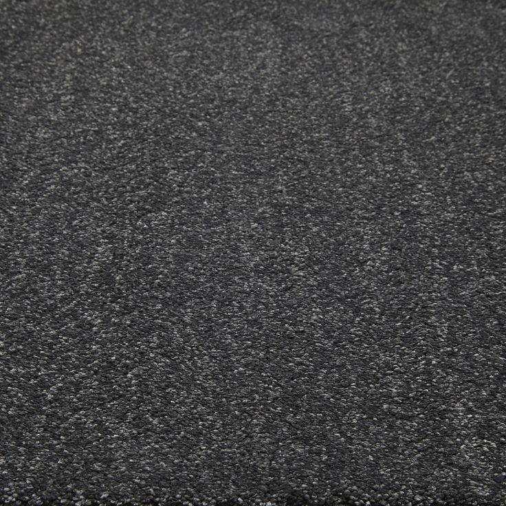 Slate: Soft Touch Saxony Plain Carpet