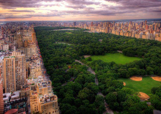 Central Park.... Maybe one day...
