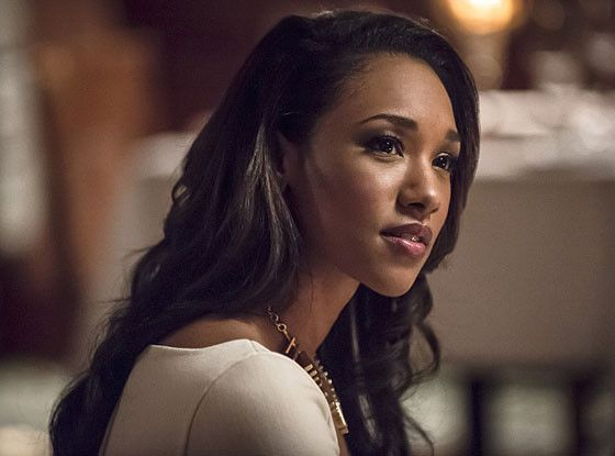 Why We Are All About Iris West on The Flash Right Now  Candice Patton, The Flash