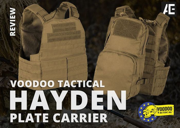 Voodoo Tactical Hayden Plate Carrier Review