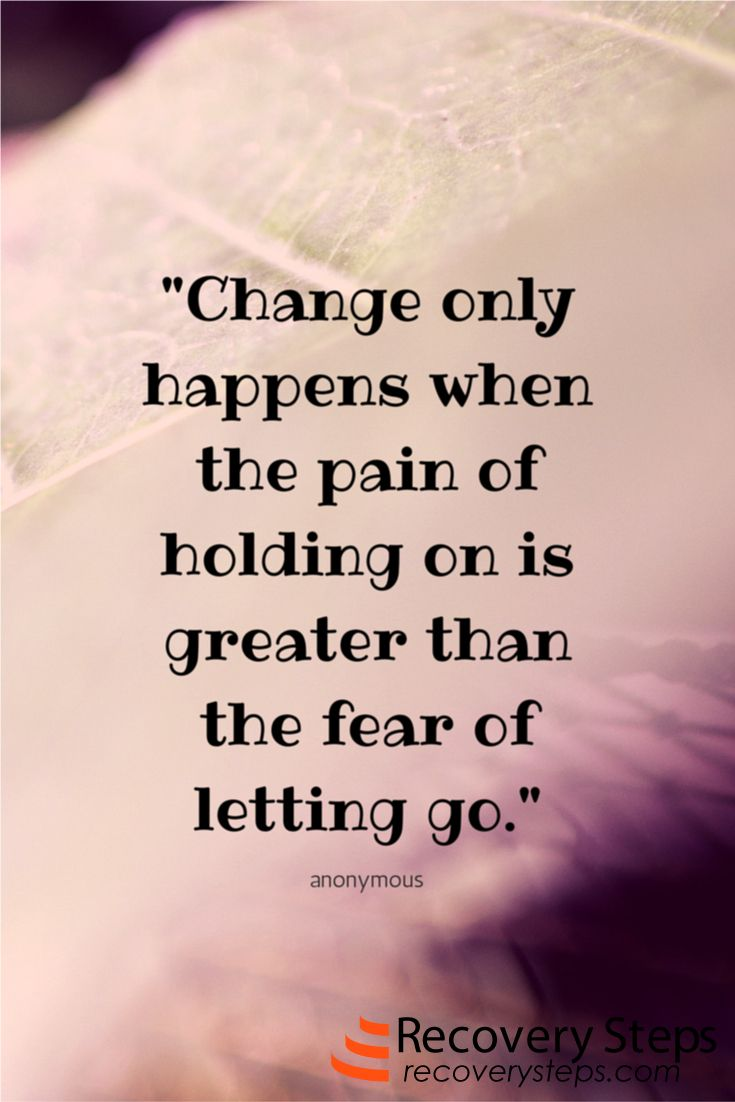 inspirational quotes change only happens when the pain of