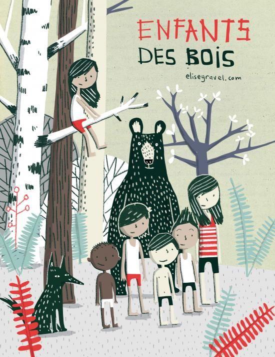 Elise Gravel • Illustration