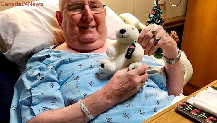 Dying man's wish to see new 'Star Wars' movie coming true