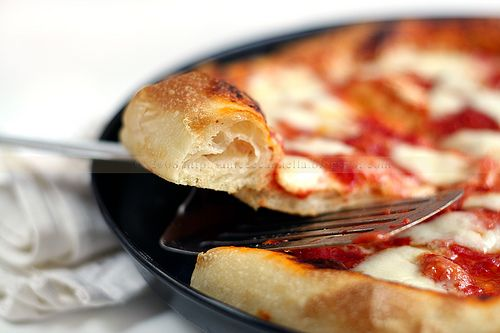 Anice&Cannella: La mia pizza senza impasto