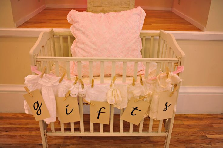 64 Best Baby Shower Gift Table Images On Pinterest Baby