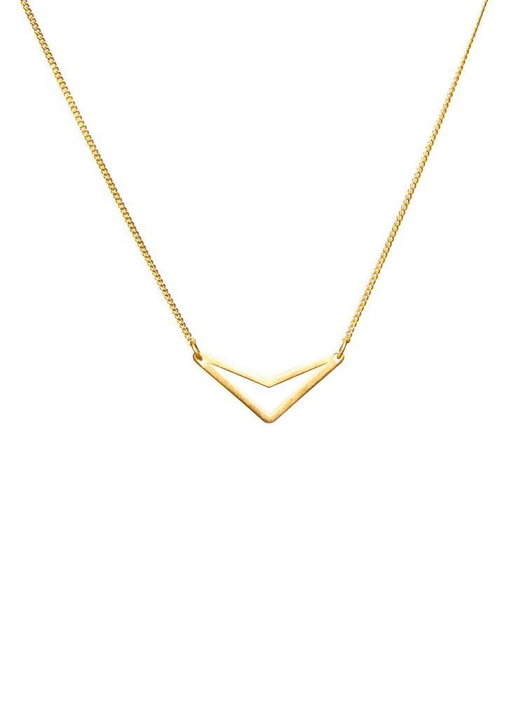 The 'Tui' fine chain necklace