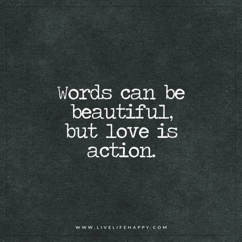 Love In Action Quotes: 1000+ Images About Love Quotes On Pinterest