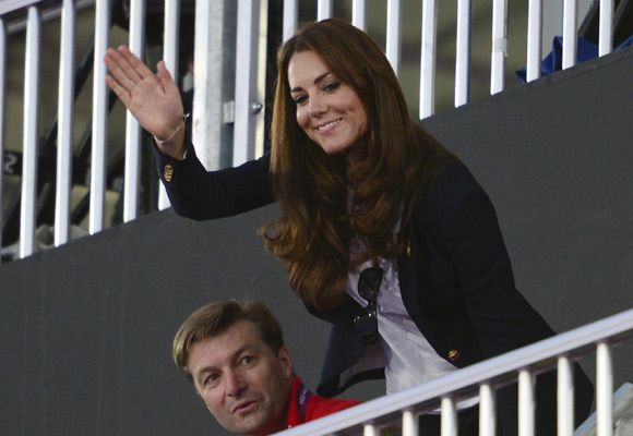 Kate shares the highs and lows of Team GB's hockey players -