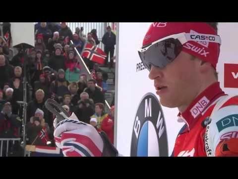 Biathlon. Coupe du monde. Individuel hommes 20 km. 2016 03 10. YouTube