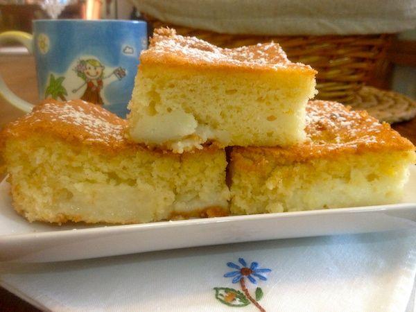 Κέικ γεμιστό με κρέμα