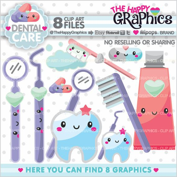 Dentist Clipart Dentist Graphics COMMERCIAL USE Dental Care