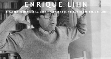 Mi poeta chileno favorito.