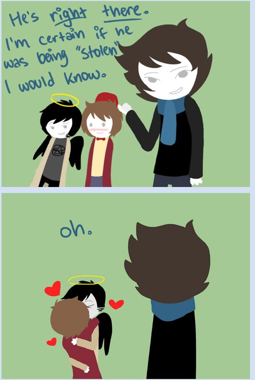 dating a doctor who fandomstuck