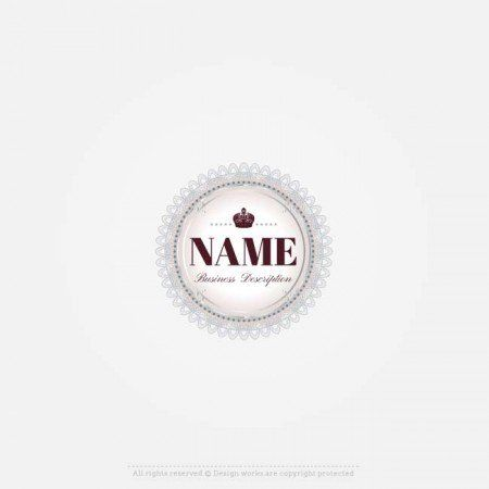 Design Royal Frame Logo Online with Our Free logo makers