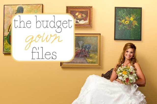 Budget gown files: where to find your fantastic gown on a budget!