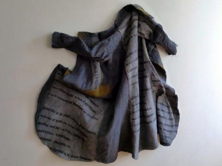 """Site officiel du musée de la Toile de Jouy - Plus d'informations sur """"Artextures 2009""""Françoise Hoffman"""