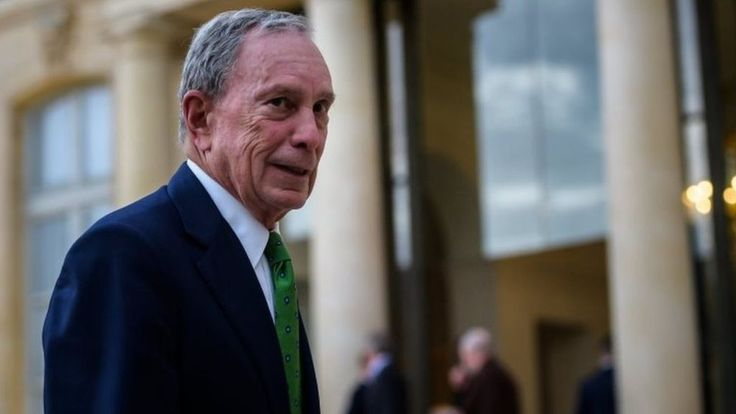"Image copyright                  EPA             Image caption                                      Michael Bloomberg: ""Americans don't need Washington to meet our Paris commitments""                               The US can still meet its commitments to fight... - #Bloomberg, #Climate, #Deal, #Fulfil, #Michael, #Pledges, #Trump, #World_News"
