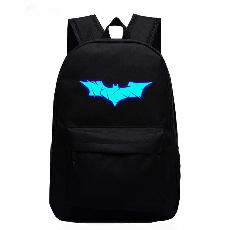 Batman Luminous Backpack (Multiple Colors) at $ 27.84 USD    Tag a friend who would love this!    FREE Shipping Worldwide    We accept PayPal and Credit Cards.    Get it here ---> https://ibatcaves.com/batman-luminous-backpack/    #Batman #dccomics #superman #manofsteel #dcuniverse #dc #marvel #superhero #greenarrow #arrow #justiceleague #deadpool #spiderman #theavengers #darkknight #joker #arkham #gotham #guardiansofthegalaxy #xmen #fantasticfour #wonderwoman #catwoman #suicidesquad…