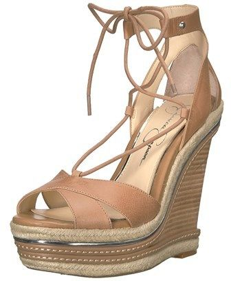 Jessica Simpson Women's Adyson Wedge Sandal.