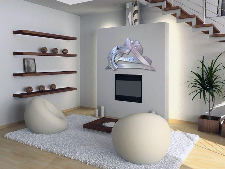Metal wall decor for living room