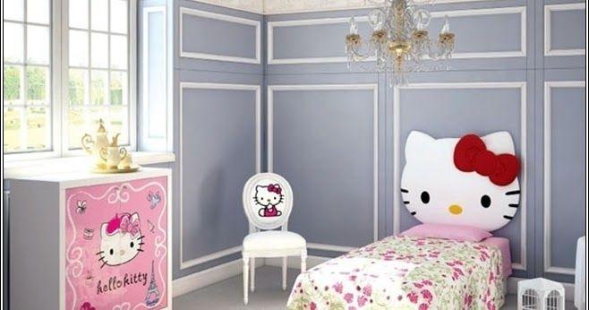 Décorez la chambre de votre petite fille avec \