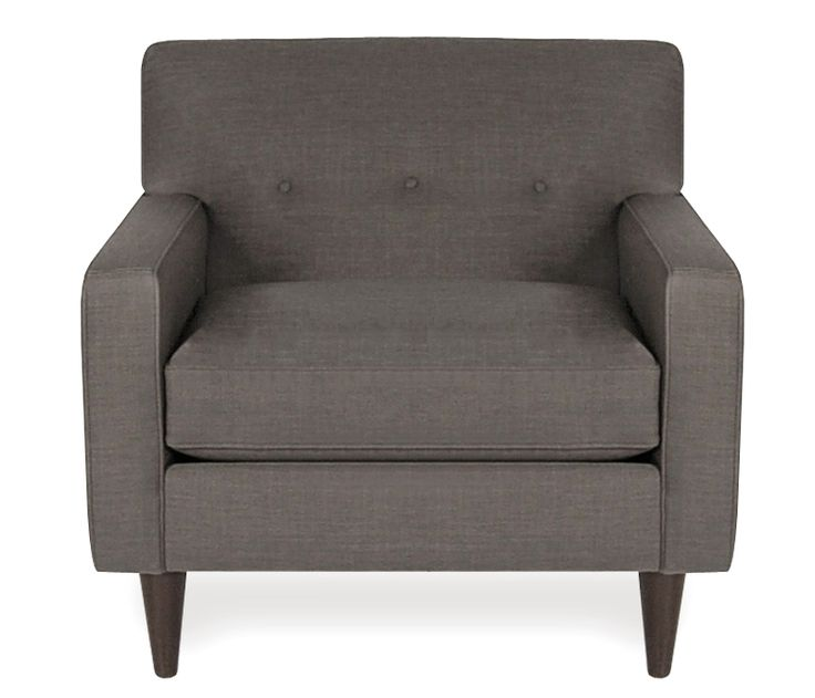 Giselle Chair - This item may be custom ordered in over 75 fabrics!Exclusive to Boston Interiors, this tufted,