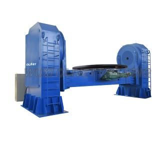 The welding #positioner is a device used to drag the workpiece to be welded so that it can be welded to the desired position for welding operations.