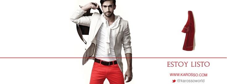 #casual #rojo #trend