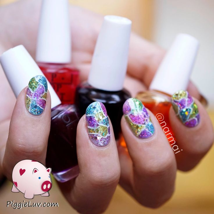 Variety Of Nail Art By Yours Truly: 1000+ Ideas About Types Of Nails On Pinterest