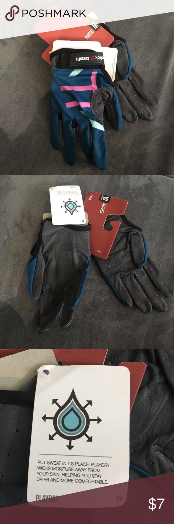 Mens piloxing gloves - Workout Gloves Nwt
