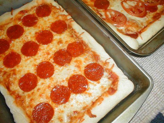 pizza dough flattening machine