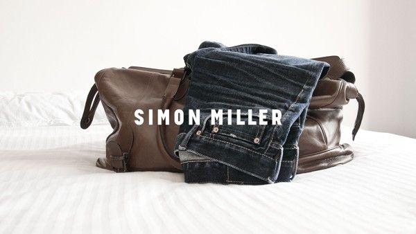 Simon Miller by Solo , via Behance