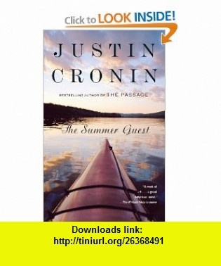 The Summer Guest (9780385335829) Justin Cronin , ISBN-10: 0385335822  , ISBN-13: 978-0385335829 ,  , tutorials , pdf , ebook , torrent , downloads , rapidshare , filesonic , hotfile , megaupload , fileserve