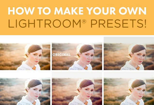 Making your own presets in Lightroom is super easy to do and can save you a TON of time in your RAW workflow. Bonus: you can save money with this DIY technique, and create totally original and uniquerecipes. When you create your own presets, you can make your photos look the way *you* want them to…