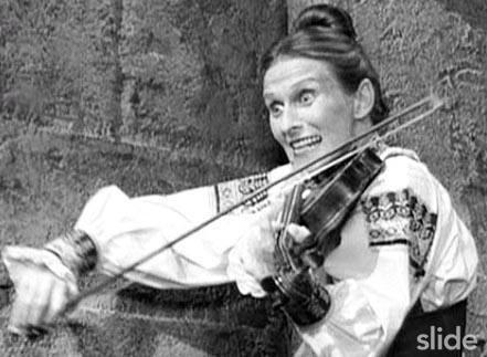 Young Frankenstein - Frau Blücher