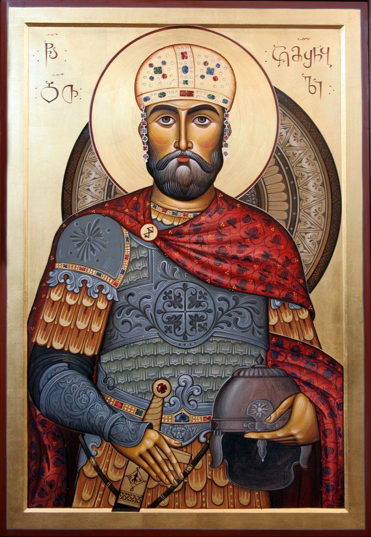 св, Давид IV Строитель