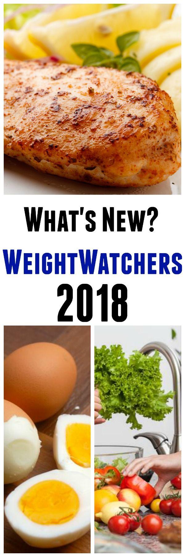 New Weight Watchers Program