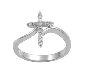 Hey, I found this really awesome Etsy listing at https://www.etsy.com/listing/165378935/sterling-silver-cross-ring-religious