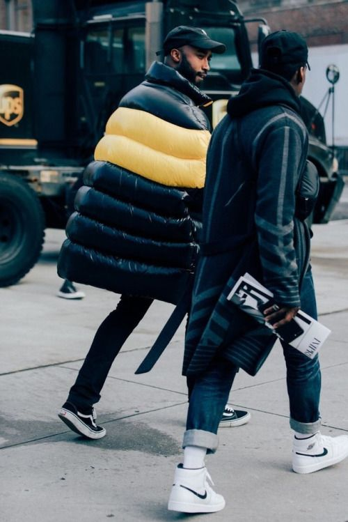"best-streetstyle: ""New York Fashion Week | GQ """